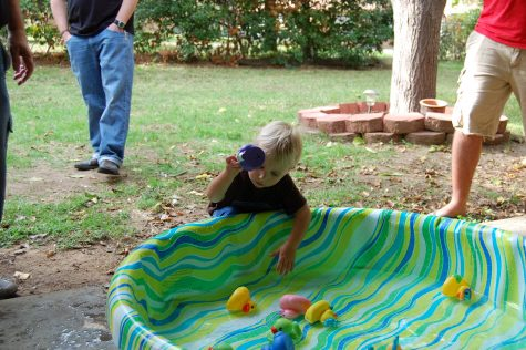 Creative Uses for a Kiddie Pool at a Party