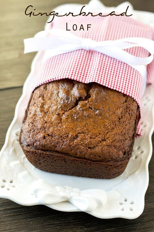 gingerbread-loaf