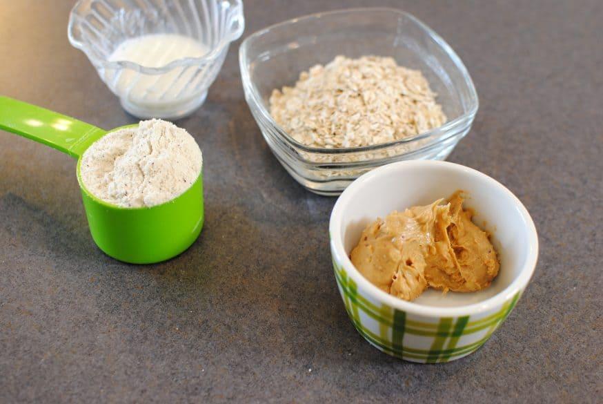 ingredients for no bake cookies