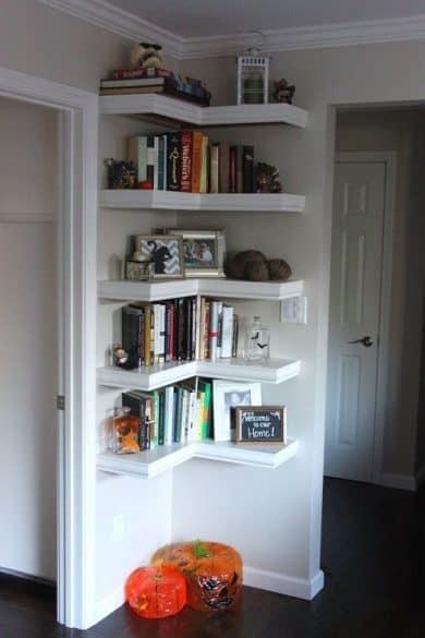 corner-shelving