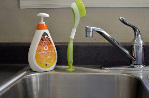 orange-dish-cleaner