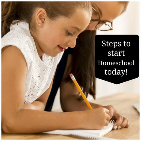 steps-to-start-homeschool-today
