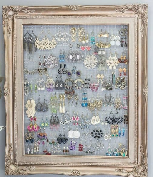 diy-framed-jewelry-and-earring-organizer-martys-musings