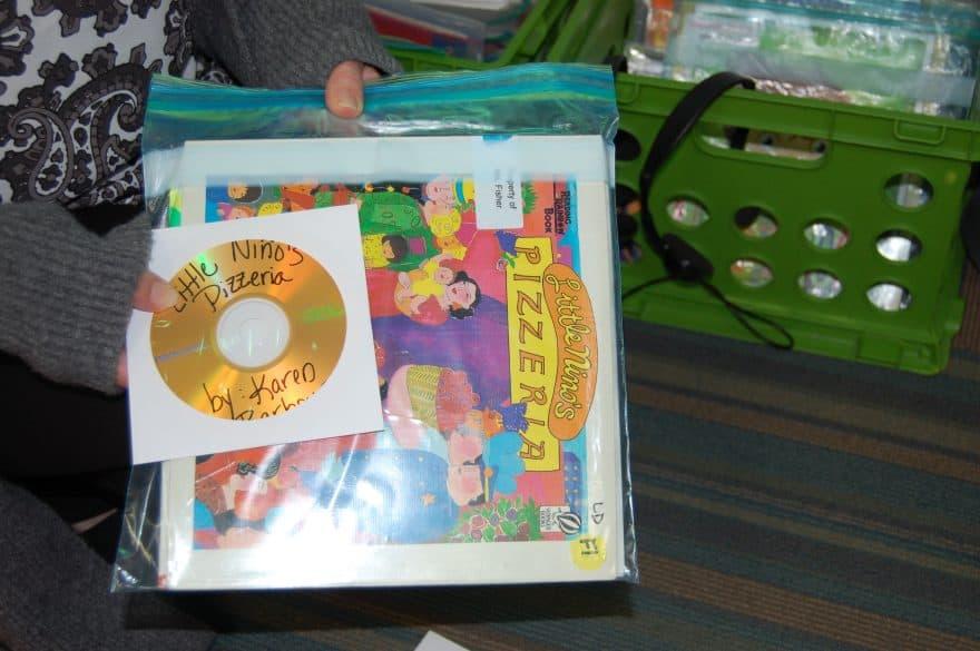DIY audio books for kids