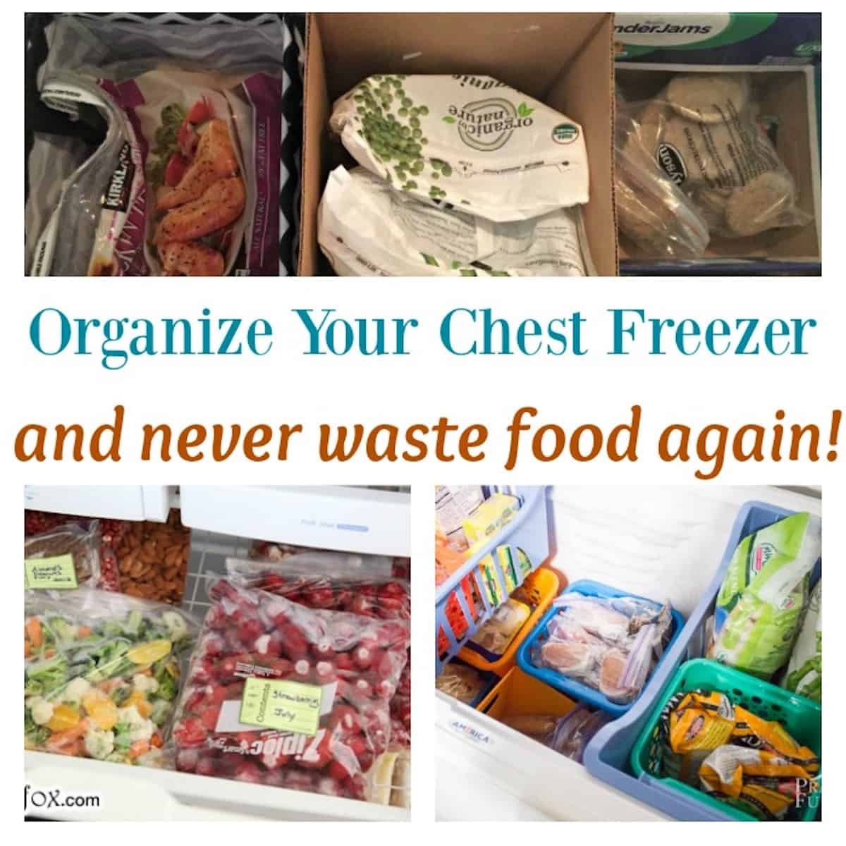 chest freezer dividers