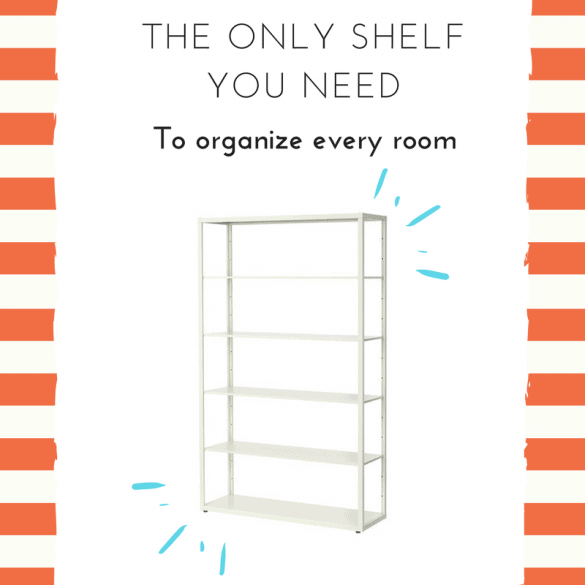 Organized, DIY, Home, shelf