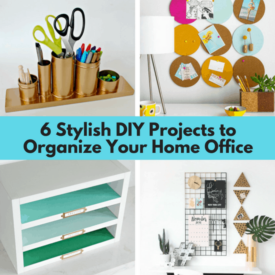 DIY office