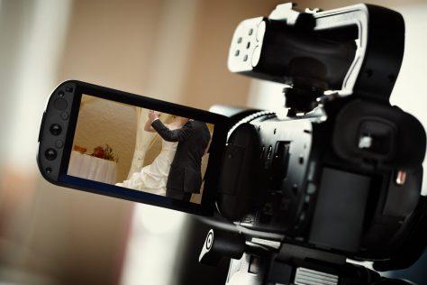 Home movie, video camera, memories