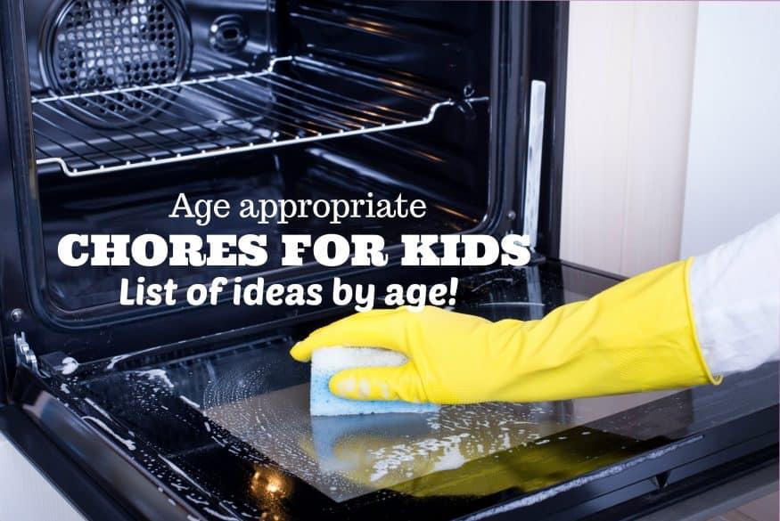 chores kids