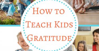 Teach Gratitude