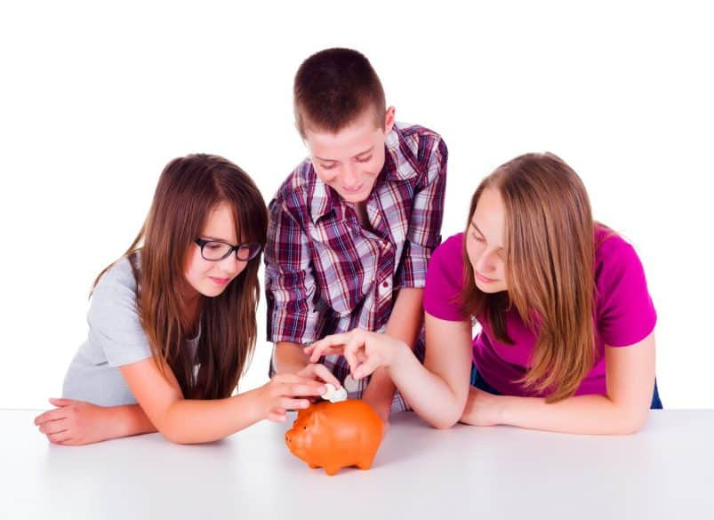 teen personal finance