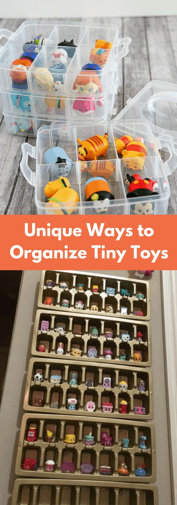 Organize Toys Ideas