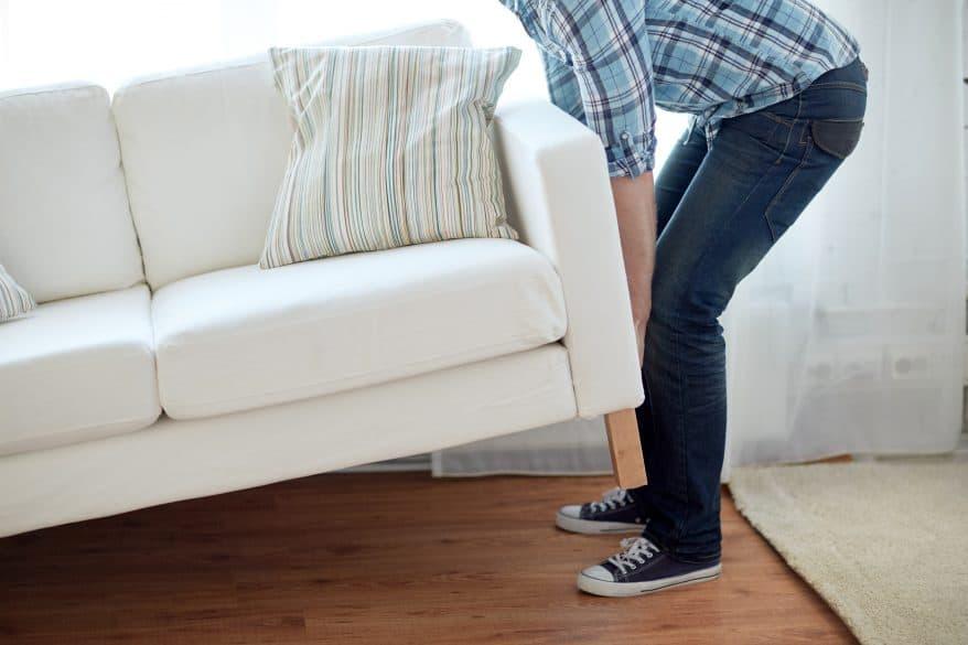 move furniture