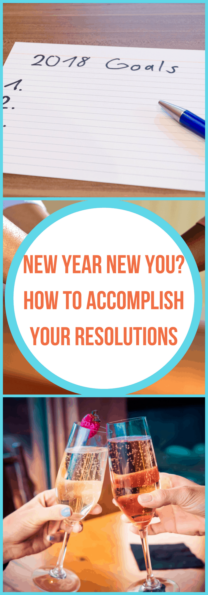 Organization-New Year New You? How to Accomplish Your Resolutions--The Organized Mom