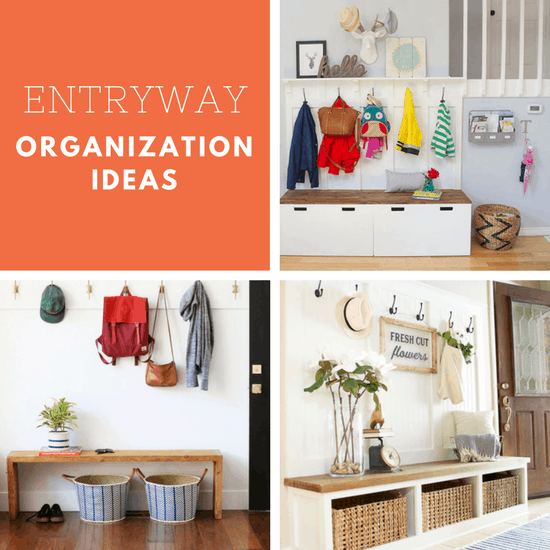 entryway organization ideas