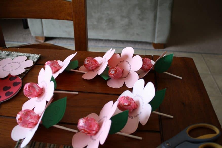 flower valentines