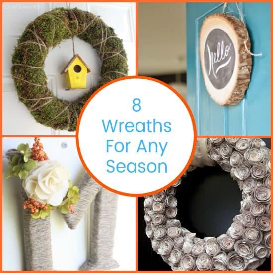 wreaths for any season
