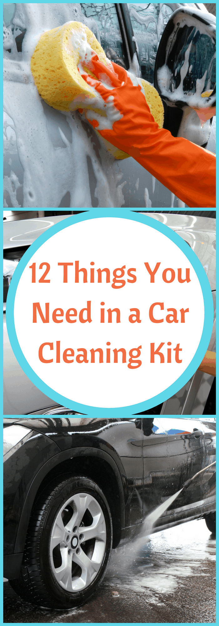 car cleaning kit