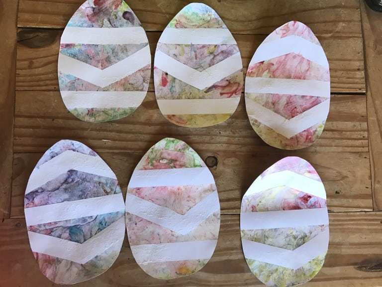 baby Easter craft