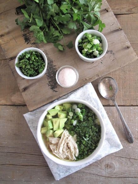 spring crockpot soup