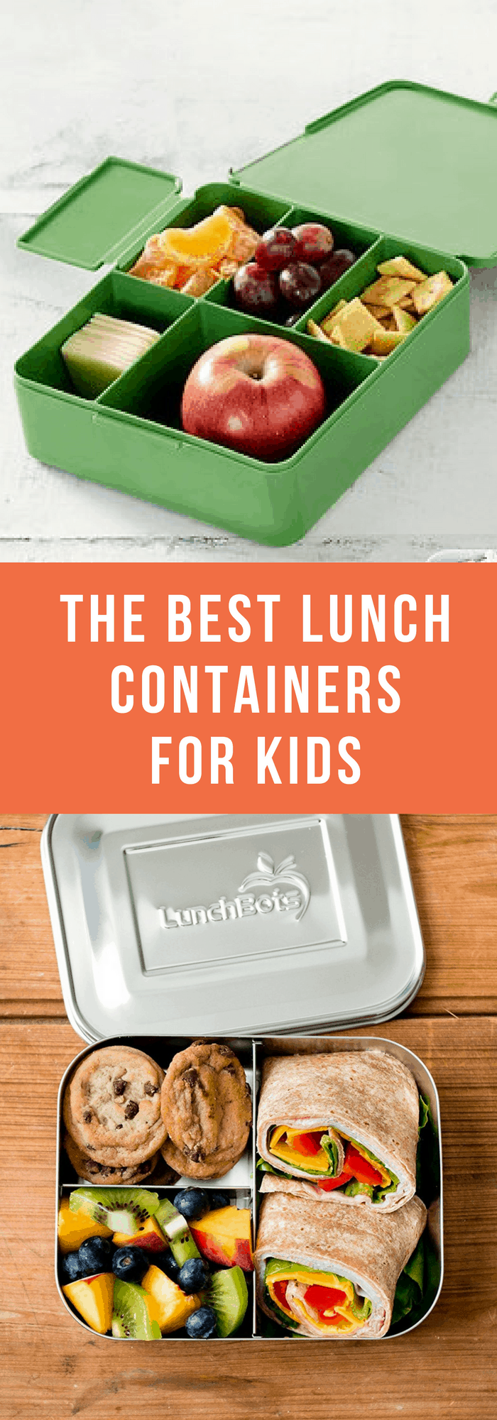 Parenting--The Best Lunch Containers for Kids--The Organized Mom