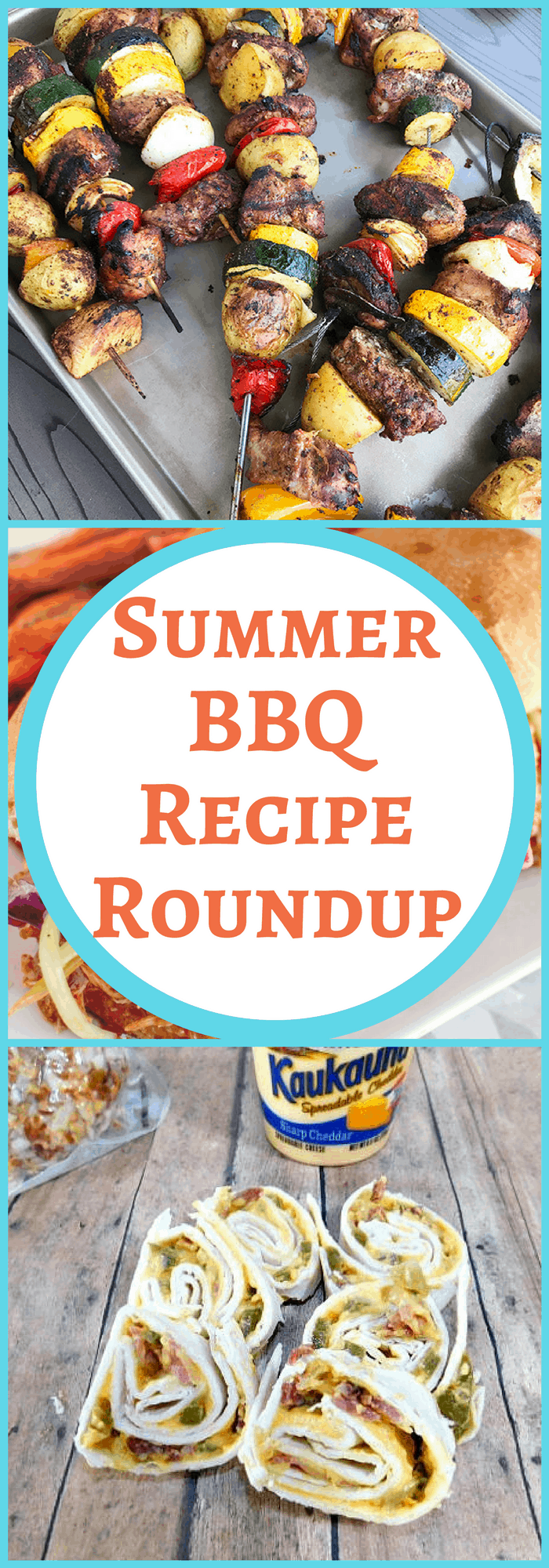 Recipes--Summer BBQ Recipe Roundup--The Organized Mom