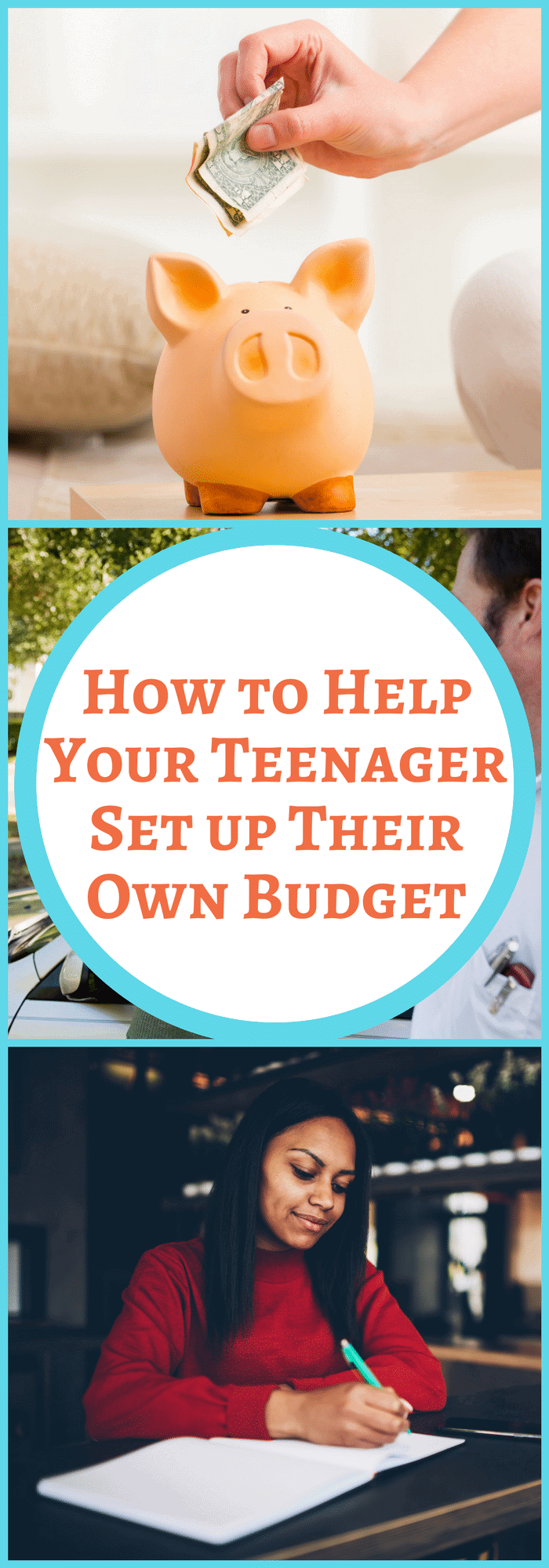 Budgeting--How to Help Your Teenager Set Up Their Own Budget--The Organized Mom