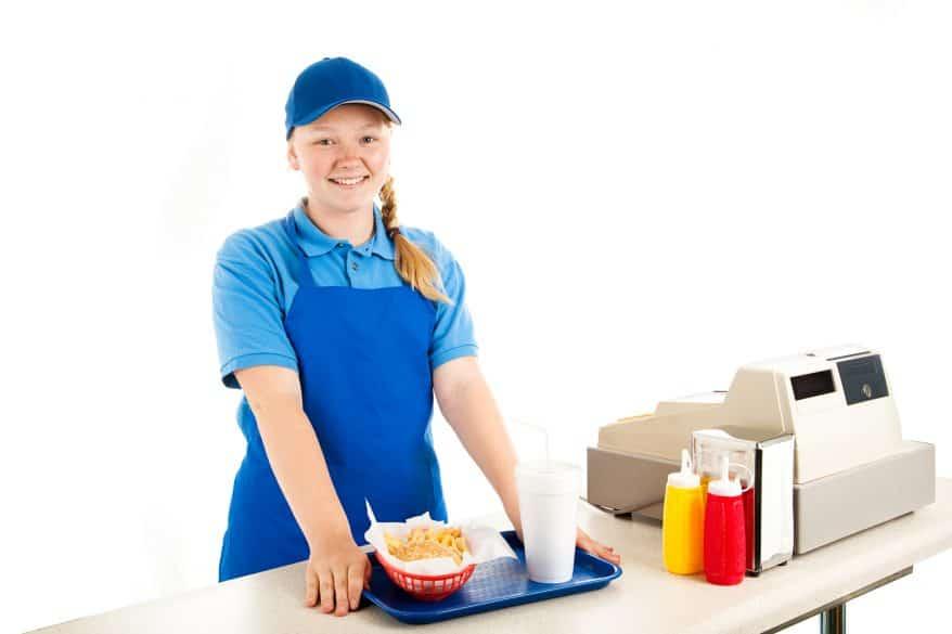 restaurant summer job