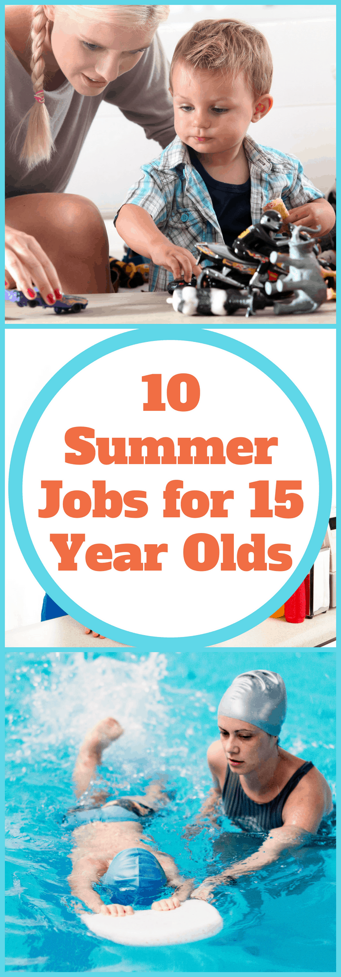 10 Summer Jobs For 15 Year Olds The Organized Mom