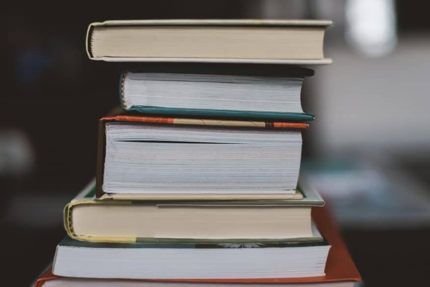 books to store under your bed