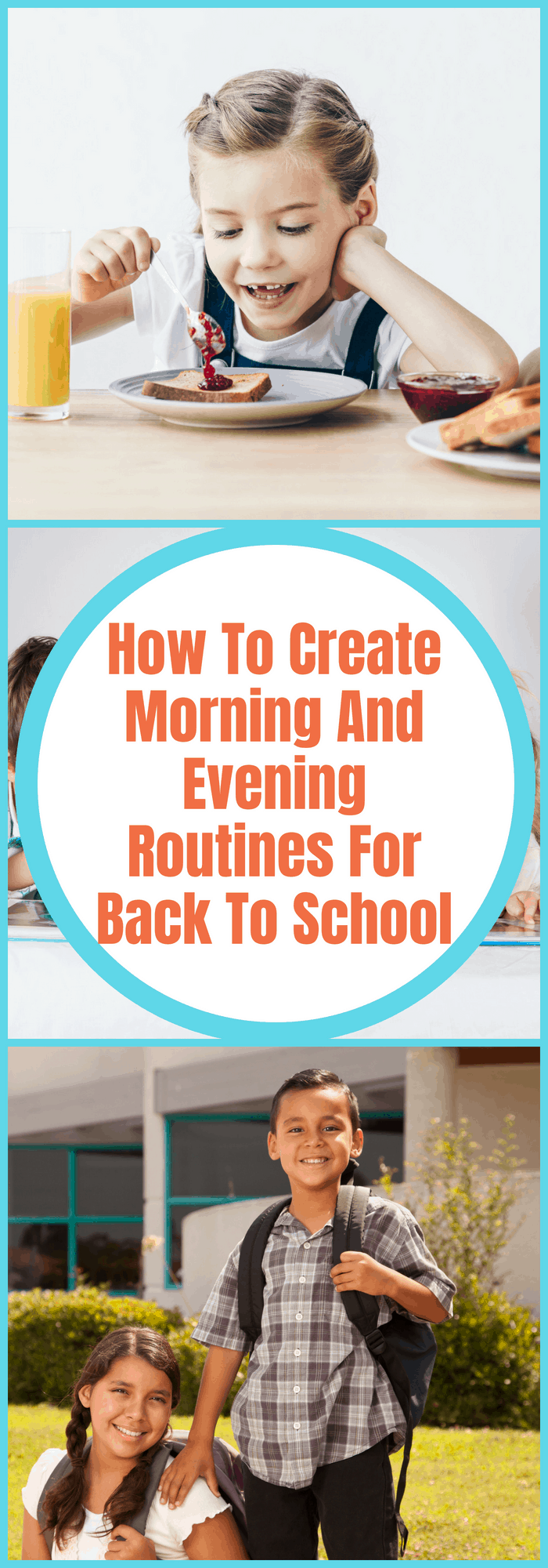 Back to School--Back to Routine!