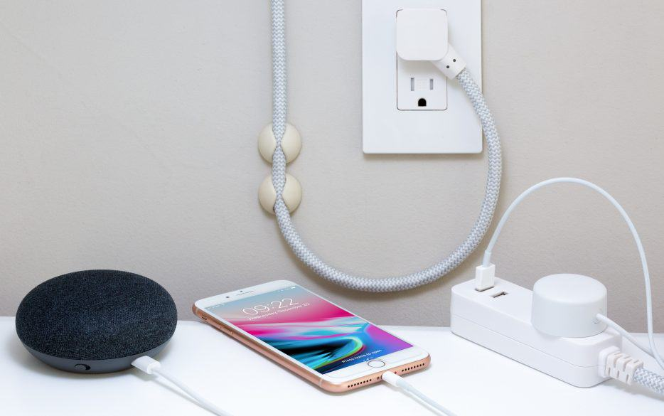 organize chargers