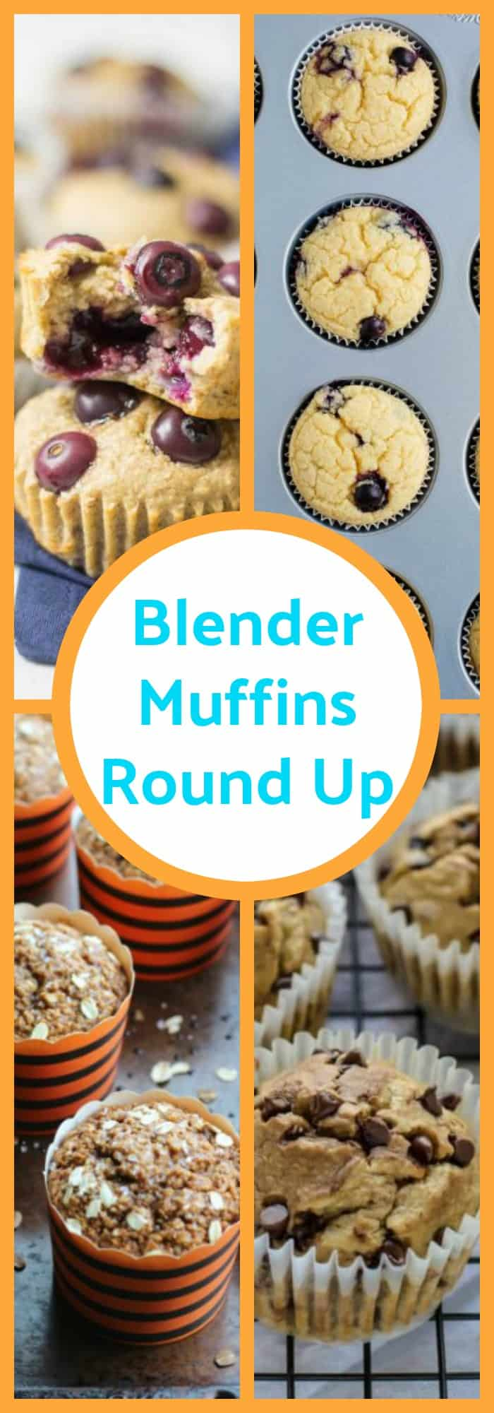 Blender Muffins Round Up