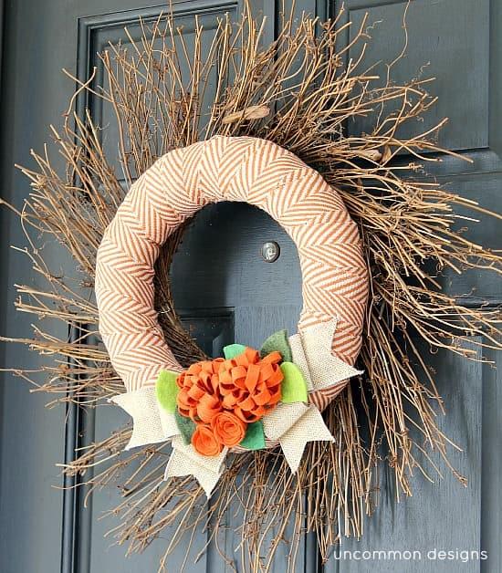 fall wreaths to make