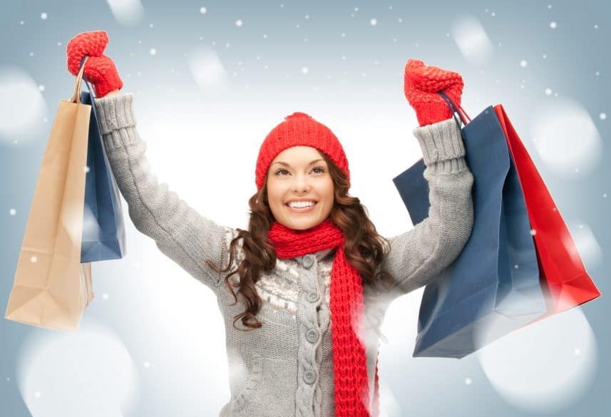get Christmas shopping done in less time