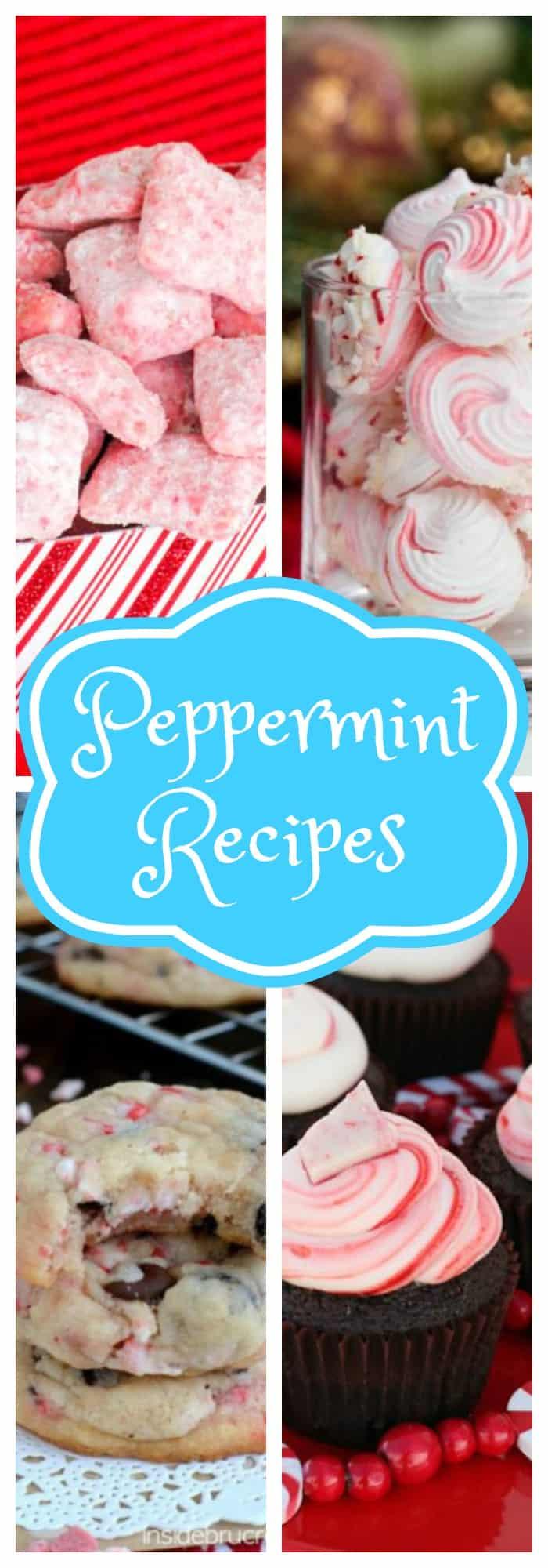 peppermint recipes