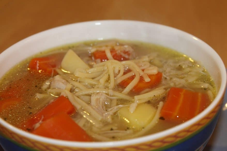 soup ideas for lunches