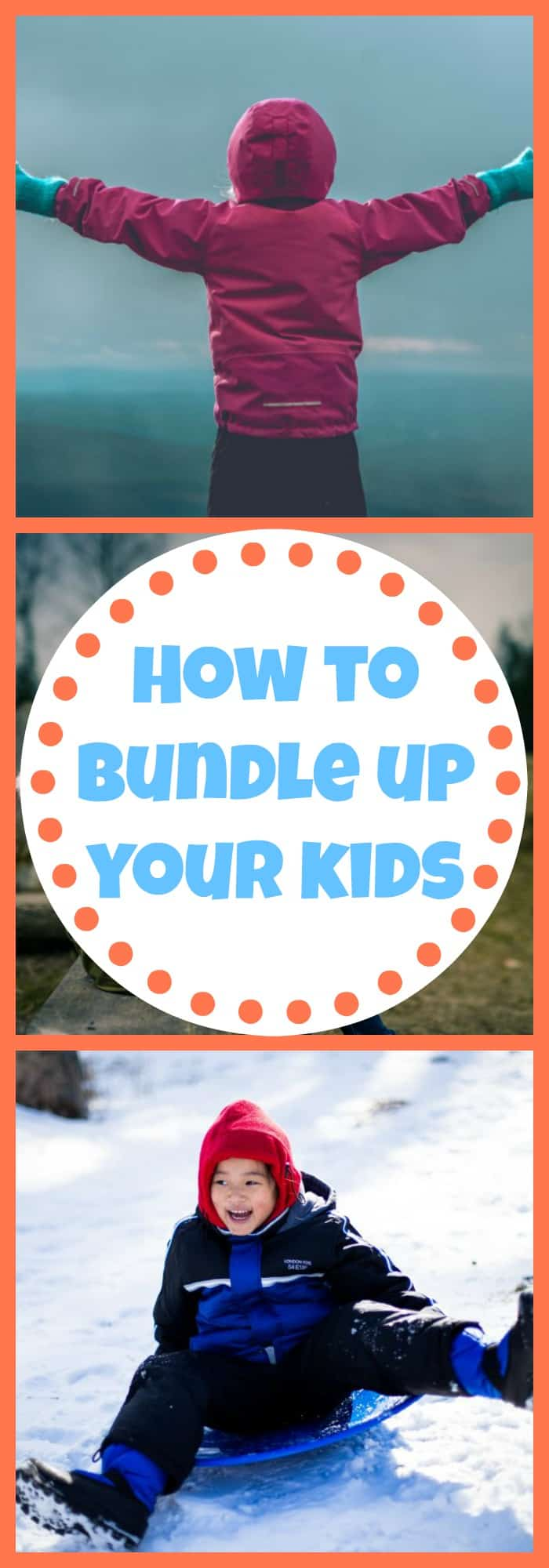 How to Bundle Up Your Kids