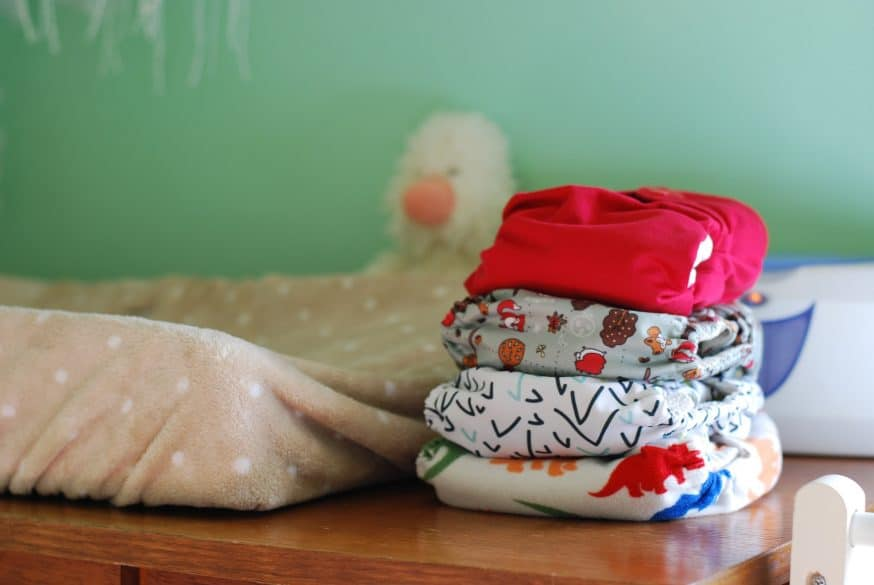 Organizing Your Baby's Nursery