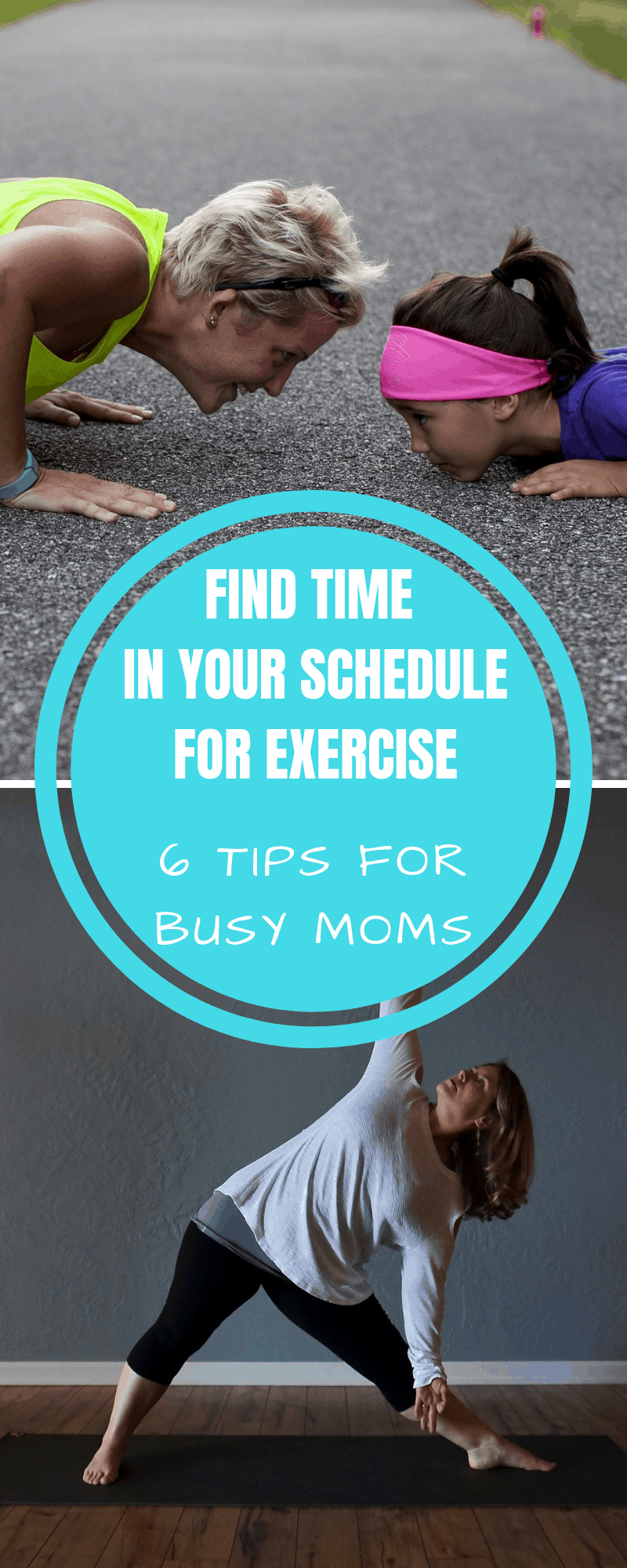Find Time in Your Schedule for Exercise