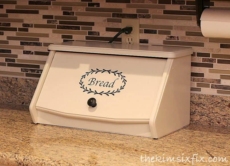 bread box organization