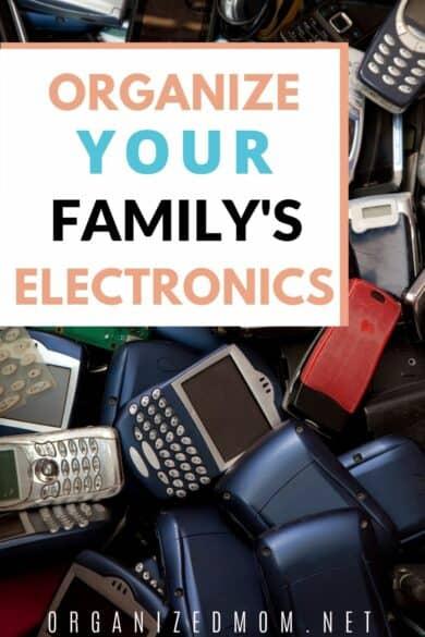 electronics organization