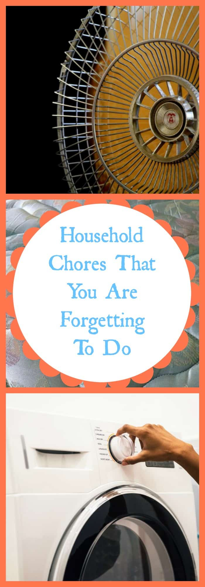 Household Chores That You Are Forgetting To Do