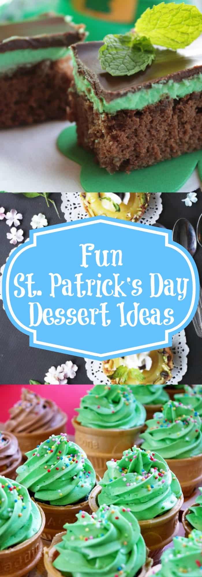 Fun St. Patrick's Day Dessert Ideas