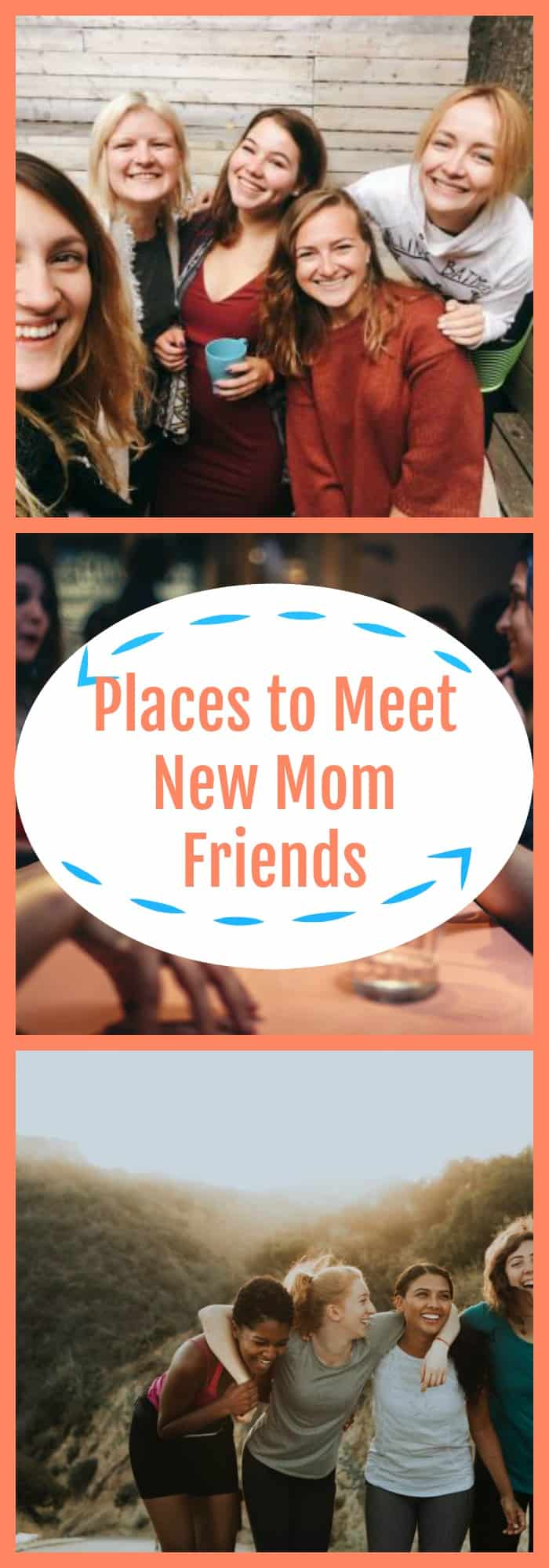 Places to Meet New Mom Friends