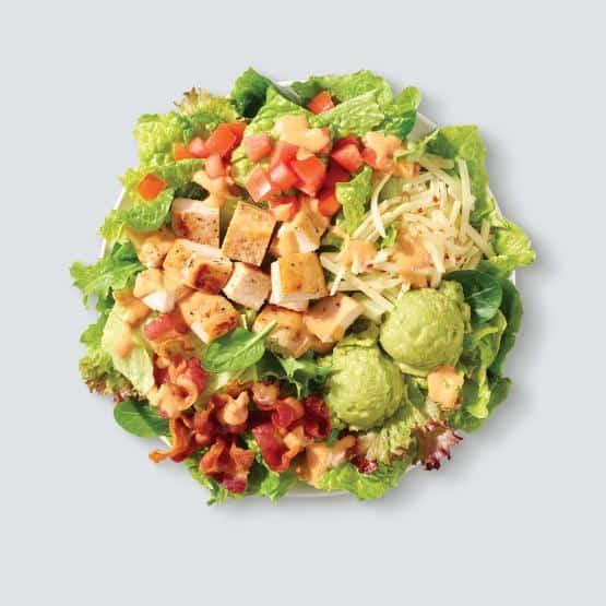 fast food summer salads