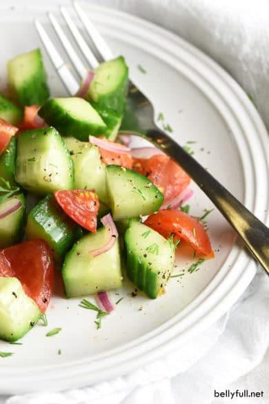 healthy summer salads