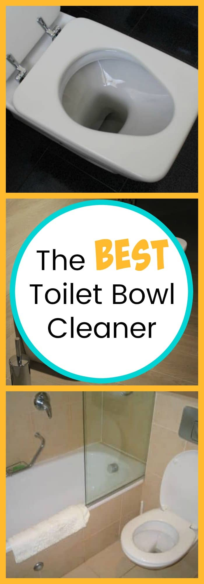 The Best Toilet Bowl Cleaner