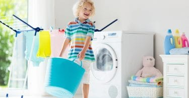 Get Your Kids to Put Away Their Laundry