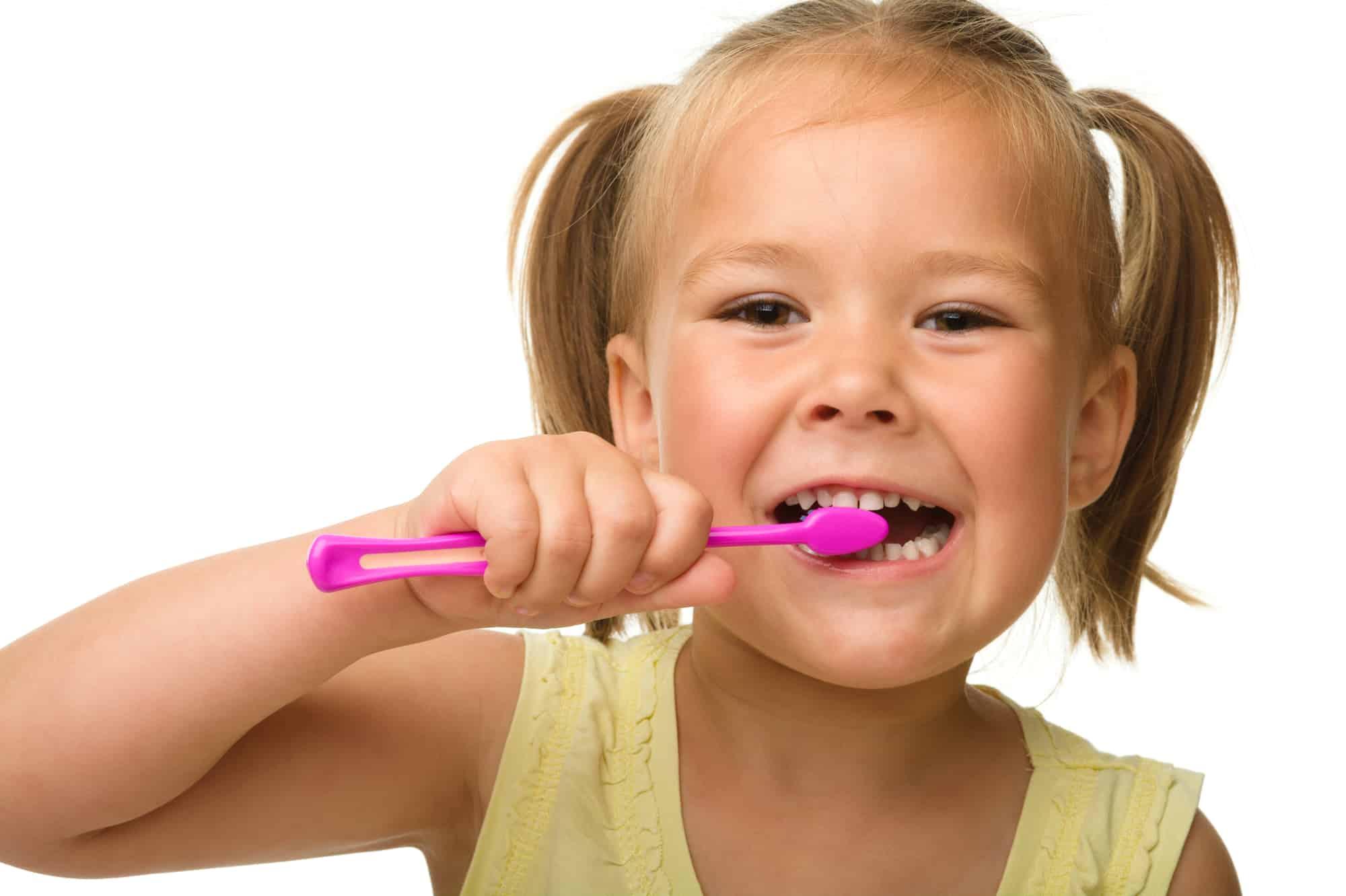 kids brush